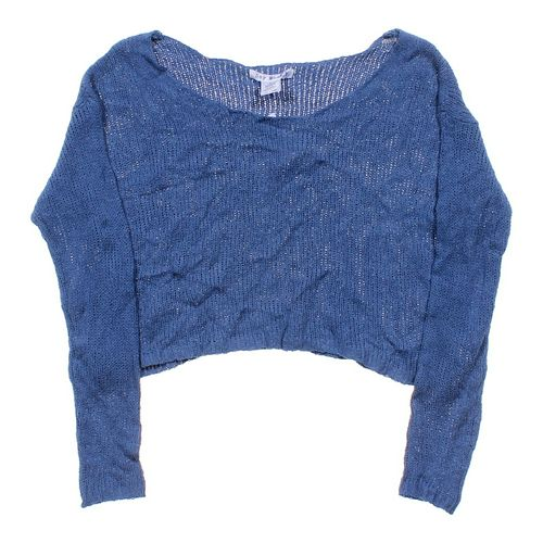 Say What? Sheer Sweater in size JR 11 at up to 95% Off - Swap.com