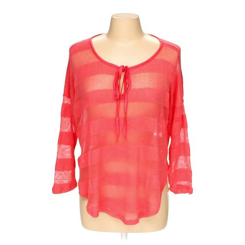 SJS Specialty Company Inc. Sheer Sweater in size M at up to 95% Off - Swap.com