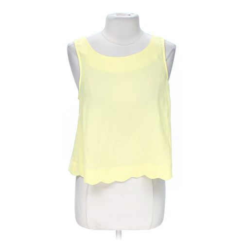 Double Zero Sheer Tank Top in size L at up to 95% Off - Swap.com