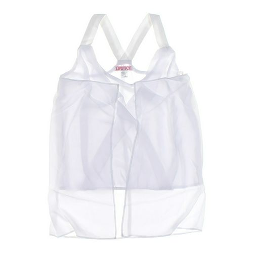 Lipstik Girls Sheer Tank Top in size JR 0 at up to 95% Off - Swap.com