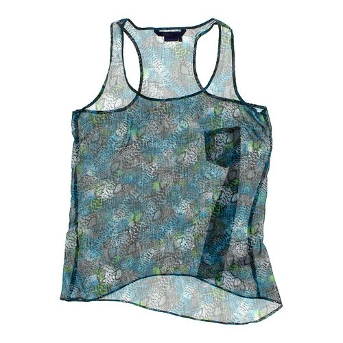 Miley Cyrus & Max Azria Sheer Tank Top in size JR 13 at up to 95% Off - Swap.com