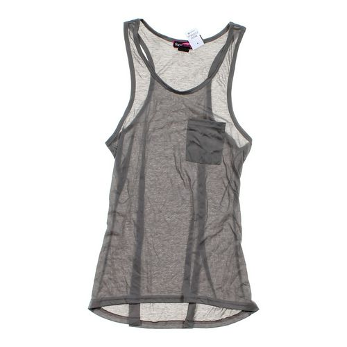Say What? Sheer Tank Top in size JR 3 at up to 95% Off - Swap.com