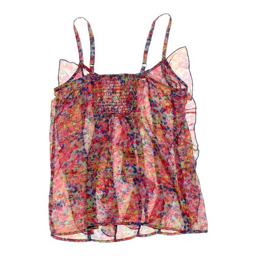 Xhilaration Sheer Tank Top in size S at up to 95% Off - Swap.com