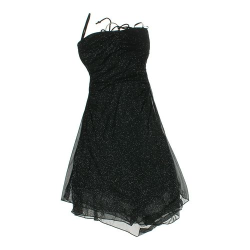 Ruby Rox Shimmering Dress in size JR 7 at up to 95% Off - Swap.com