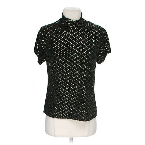 Hampton Nites Shimmering Embellished Blouse in size 10 at up to 95% Off - Swap.com