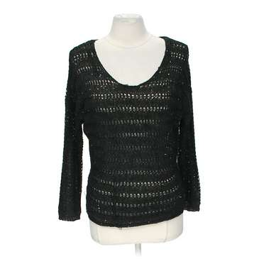 Shimmering Eyelet Sweater for Sale on Swap.com