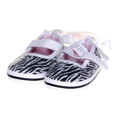 Stepping Stones Shimmering Mary Jane Shoes in size 3 Infant at up to 95% Off - Swap.com