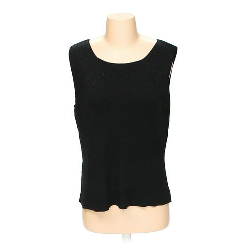 Charter Club Shimmering Sleeveless Top in size M at up to 95% Off - Swap.com