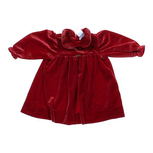 The Children's Place Shimmering Velour Dress in size 6 mo at up to 95% Off - Swap.com