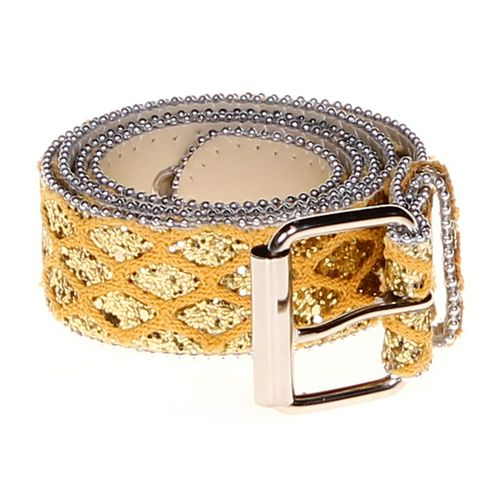Shimmery Belt at up to 95% Off - Swap.com