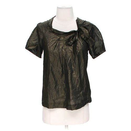 Mossimo Supply Co. Shimmery Blouse in size XS at up to 95% Off - Swap.com