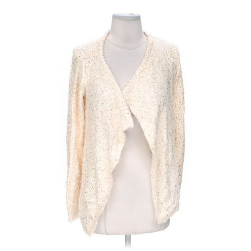 Say What? Shimmery Cardigan in size JR 3 at up to 95% Off - Swap.com