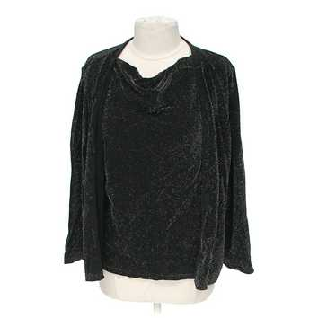 Shimmery Mock Layered Shirt for Sale on Swap.com