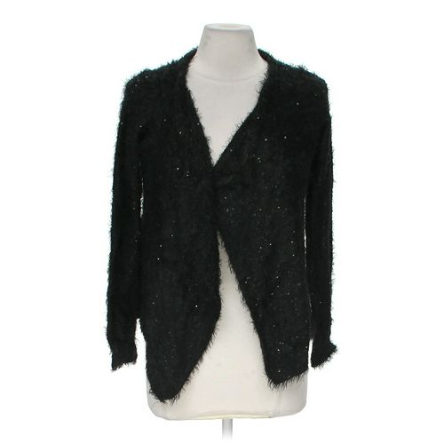 Say What? Shimmery Sequined Cardigan in size JR 3 at up to 95% Off - Swap.com