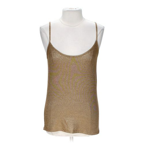 Boutique Essentials Shimmery Tank Top in size L at up to 95% Off - Swap.com