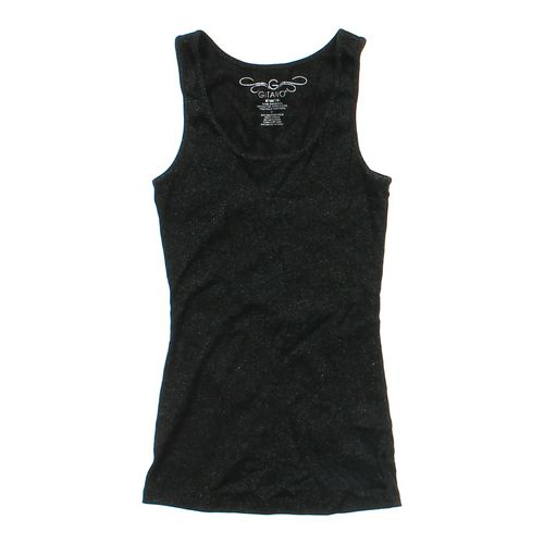 Gitano Shimmery Tank Top in size JR 3 at up to 95% Off - Swap.com
