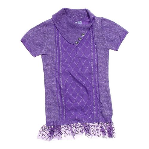 Piper Shiny Sequin Shirt in size 6 at up to 95% Off - Swap.com