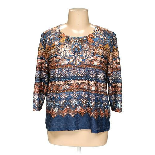 Alfred Dunner Shirt in size 00 at up to 95% Off - Swap.com