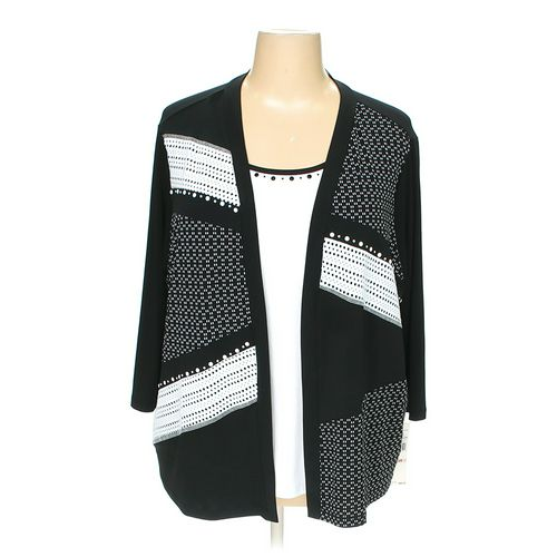 Alfred Dunner Shirt in size 2X at up to 95% Off - Swap.com