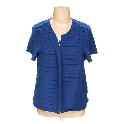 Alfred Dunner Shirt in size XL at up to 95% Off - Swap.com