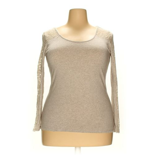 Ambiance Apparel Shirt in size 2X at up to 95% Off - Swap.com