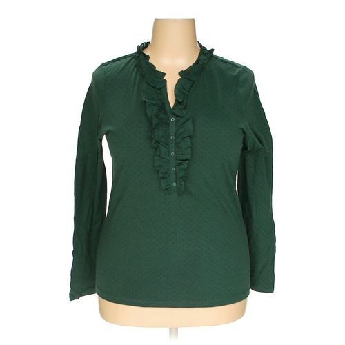 Ann Taylor Loft Shirt in size XXL at up to 95% Off - Swap.com