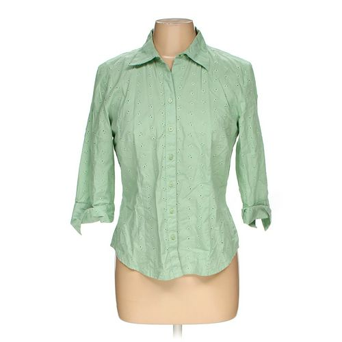 Ann Taylor Shirt in size 8 at up to 95% Off - Swap.com