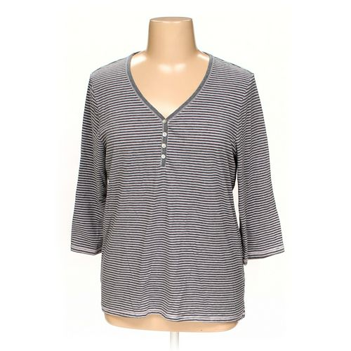 Anne Klein Shirt in size XL at up to 95% Off - Swap.com