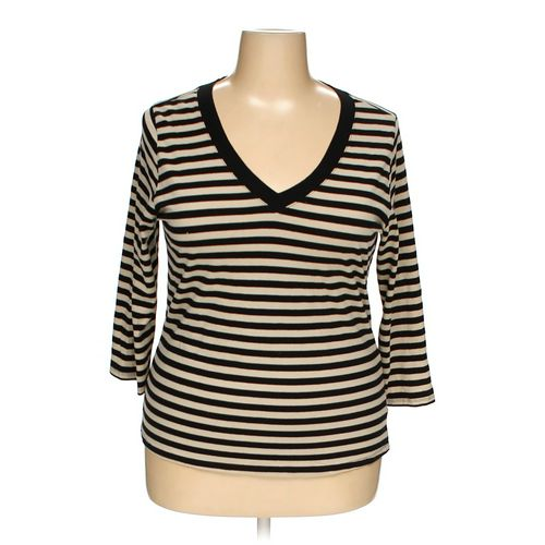 Apostrophe Shirt in size 18 at up to 95% Off - Swap.com