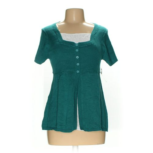 Ashley Blue Shirt in size L at up to 95% Off - Swap.com