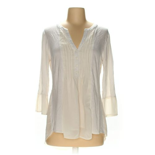 August Silk Shirt in size S at up to 95% Off - Swap.com