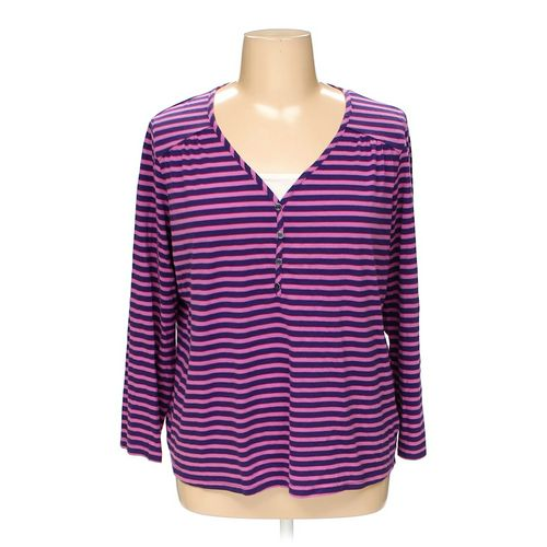 Basic Editions Shirt in size 1X at up to 95% Off - Swap.com