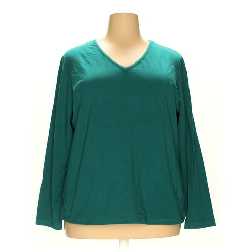 Basic Editions Shirt in size 3X at up to 95% Off - Swap.com