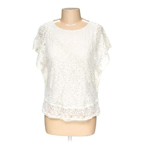 Beige by eci Shirt in size L at up to 95% Off - Swap.com
