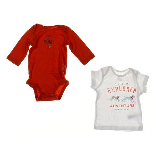 Carter's Shirt & Bodysuit Set in size 3 mo at up to 95% Off - Swap.com