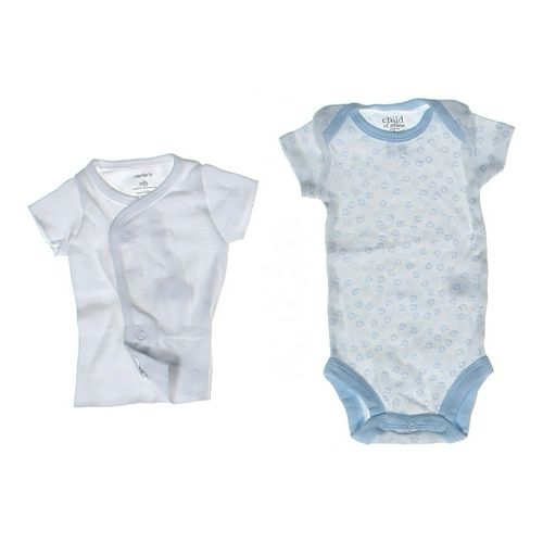 Carter's Shirt & Bodysuit Set in size NB at up to 95% Off - Swap.com