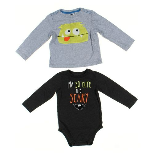 Crazy 8 Shirt & Bodysuit Set in size 18 mo at up to 95% Off - Swap.com