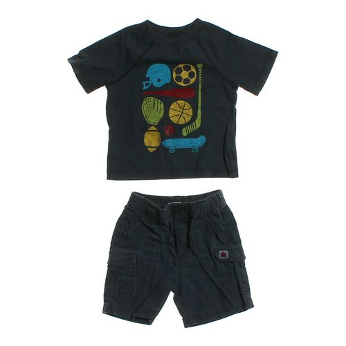 Circo Shirt & Cargo Short Set in size 18 mo at up to 95% Off - Swap.com