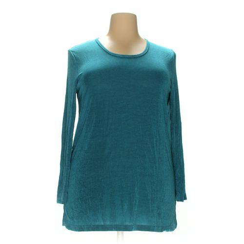 Carolyn Strauss Shirt in size 1X at up to 95% Off - Swap.com