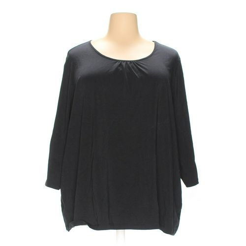 Catherines Shirt in size 3X at up to 95% Off - Swap.com