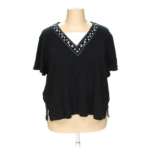 Cathy Daniels Shirt in size 3X at up to 95% Off - Swap.com