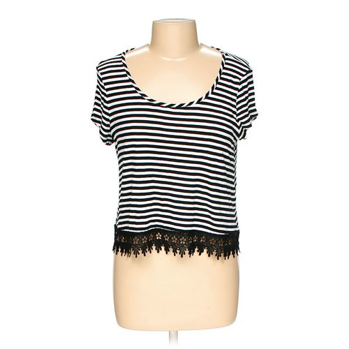 Charlotte Russe Shirt in size L at up to 95% Off - Swap.com