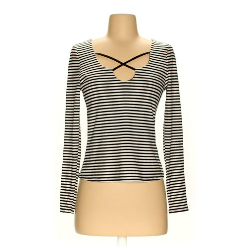 Charlotte Russe Shirt in size S at up to 95% Off - Swap.com