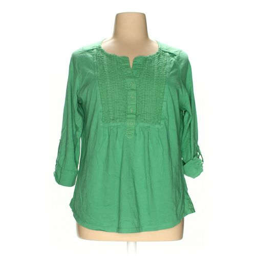 Charter Club Shirt in size 14 at up to 95% Off - Swap.com