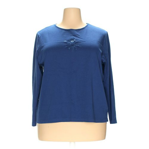 Charter Club Shirt in size 3X at up to 95% Off - Swap.com