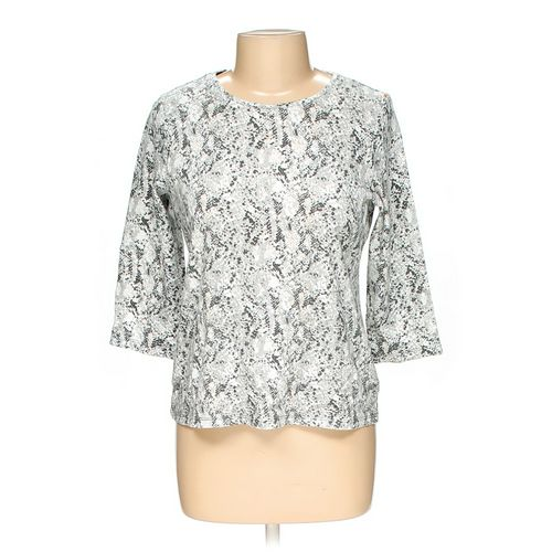 Charter Club Woman Shirt in size L at up to 95% Off - Swap.com