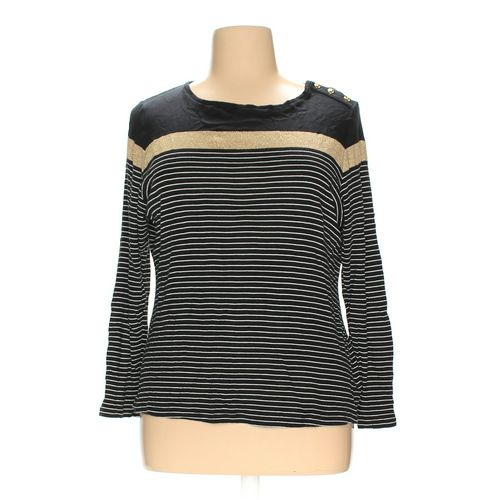 Charter Club Woman Shirt in size 2X at up to 95% Off - Swap.com