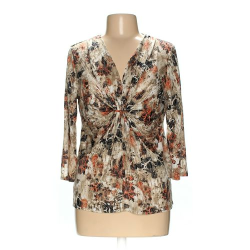 CHAUS Shirt in size L at up to 95% Off - Swap.com