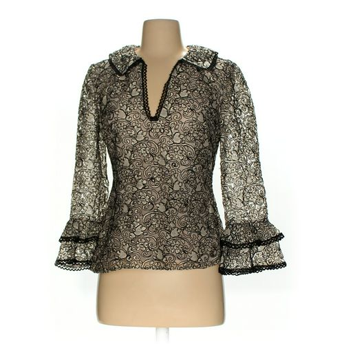 Chetta B Shirt in size 2 at up to 95% Off - Swap.com