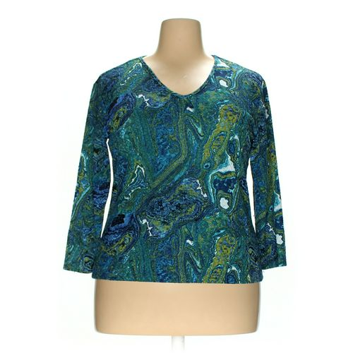 Chico's Shirt in size 16 at up to 95% Off - Swap.com